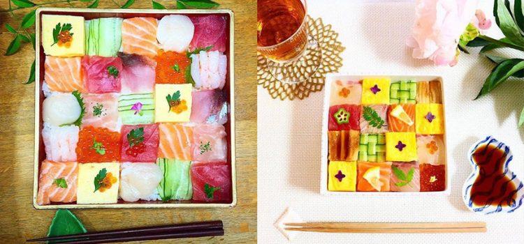 """รวมแฮชแท็ก """"ซูชิ"""" สุดน่ากิน ศิลปะญี่ปุ่นแบบสร้างสรรค์ สวยงามเกินที่จะทาน"""