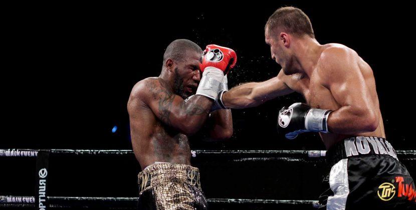 Malignaggi talks McGregor sparring session