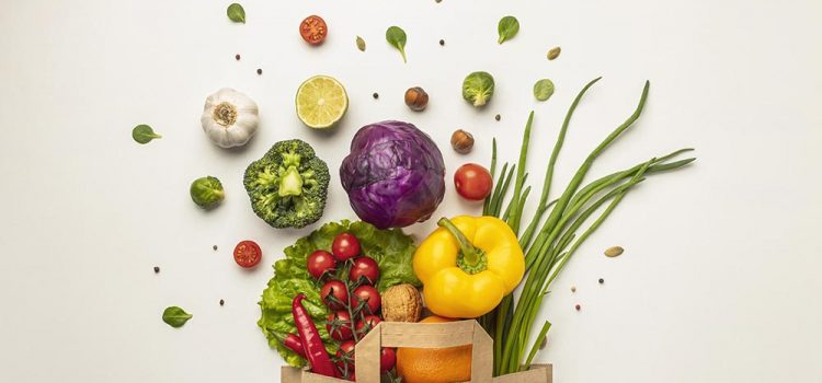 ประโยชน์ผัก 5 สี มีอะไรบ้าง